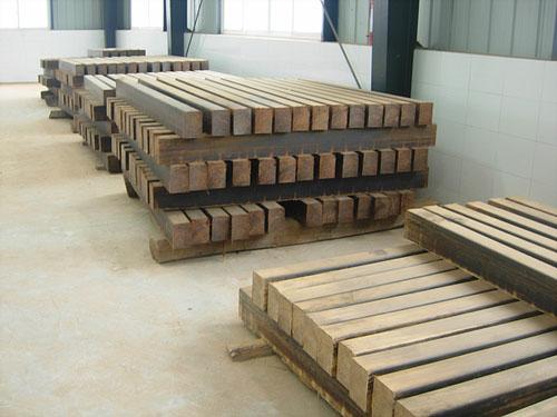 重竹地板坯料 重竹方料批发 户外地板材料供应