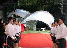 桃花江上海世博会魔比斯环项目