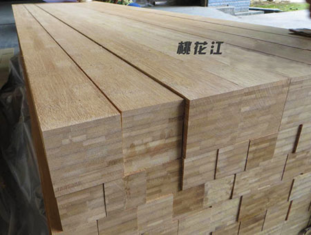 竹方加工竹方条批发竹方料供应