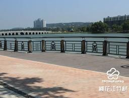 武汉水果湖户外地板工程项目