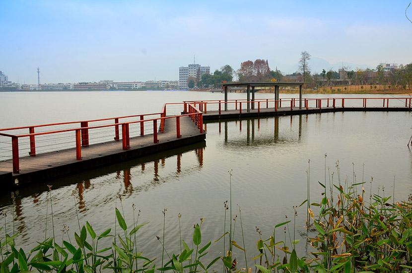 金狮湖公园
