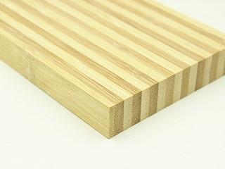 竹板材 橱柜家具板材 侧压斑马纹竹板