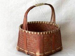 精美传统竹制品显中国竹文化魅力