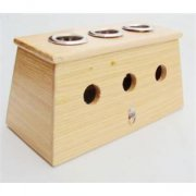 竹制艾灸盒