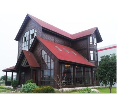 竹房子演变成竹别墅
