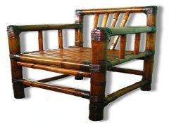 木材紧缺,质感独特利于健康的竹家具市场巨大