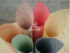 竹皮工艺及规格