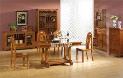 现在装修流行—竹家具