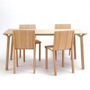 竹集成材家具典型结构与加工工艺