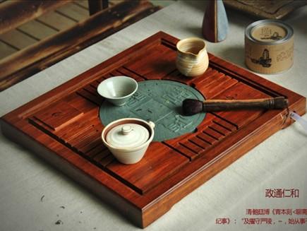 茶盘重竹 茶具重竹