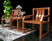 竹集成材家具特点,工艺和优点