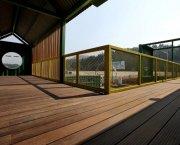 户外防腐竹材高碳户外竹板竹地板