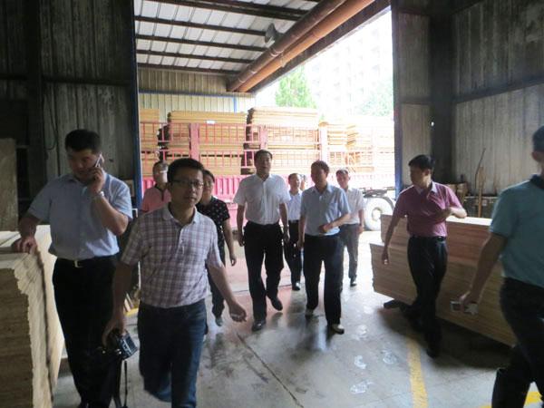 竹板材企业