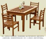 家居装饰选择现代竹家具的好处